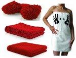 Tkaniny i ręczniki na Walentynki od Home&you